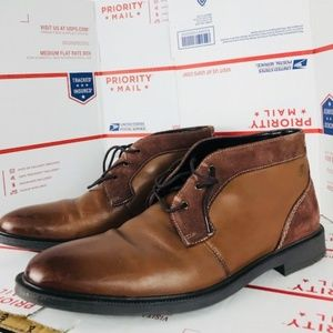 Stacy Adams Mens Chukkas Brown Size 10.5